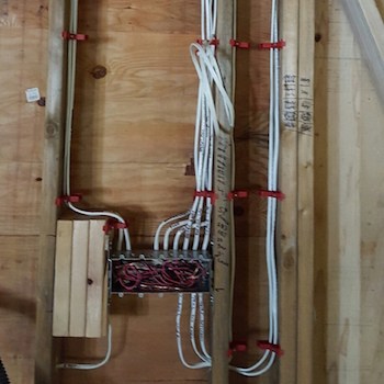 4-way switches for a mud room