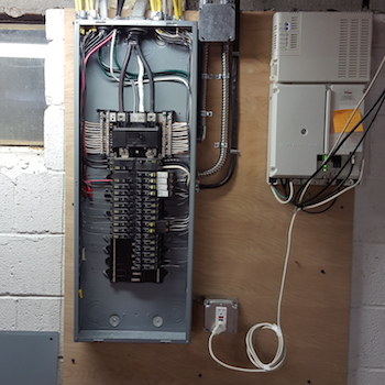 residential electrical service ct